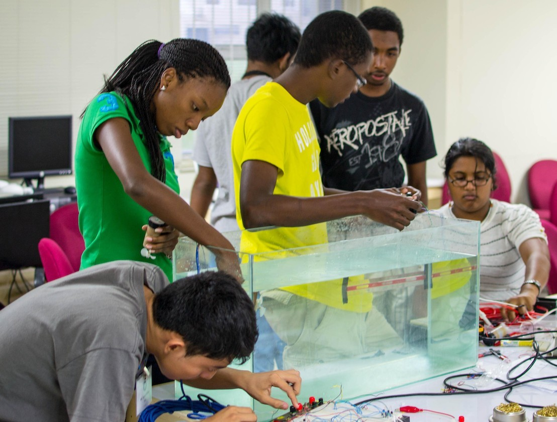 Caribbean Science and Engineering Graduates: Globally Among the Best
