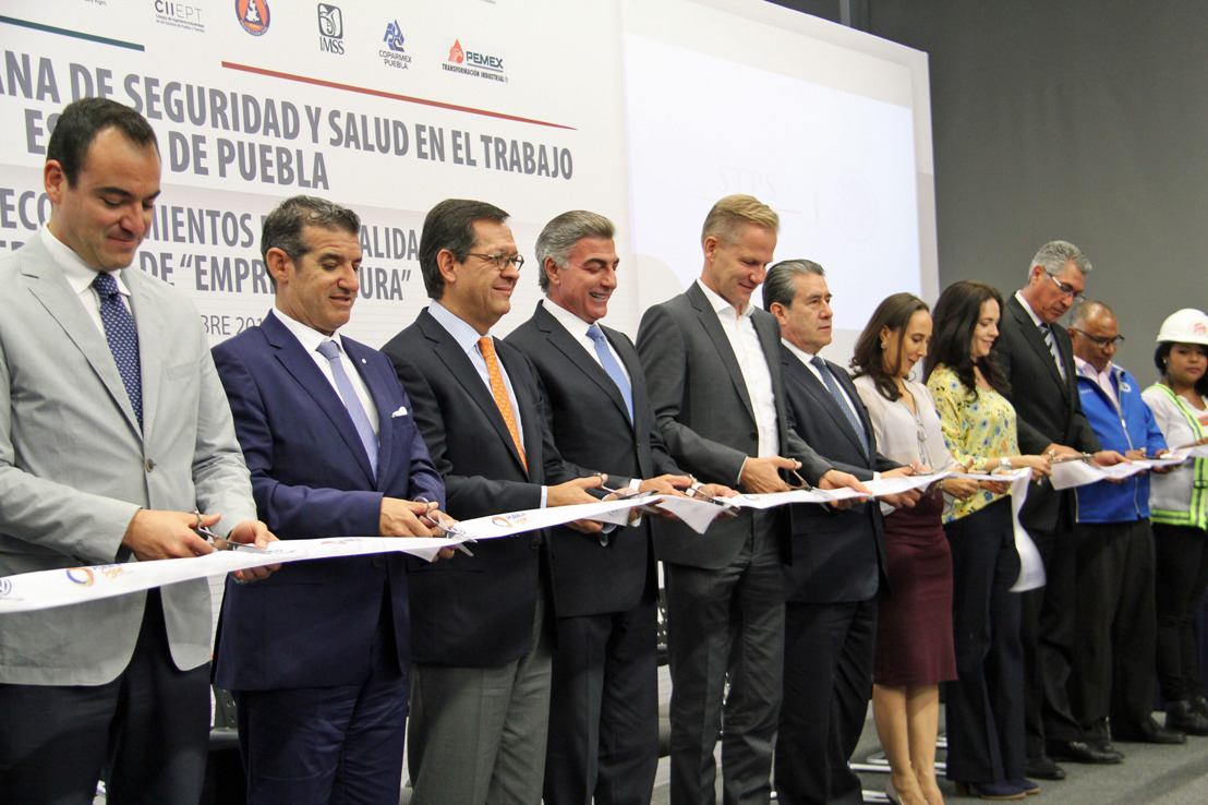 """Volkswagen de México es reconocida como """"Empresa Segura"""""""