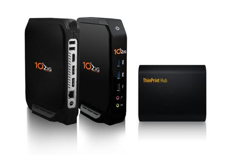10ZiG und ThinPrint schließen Technologiepartnerschaft für performantes Drucken mit virtuellen Desktops