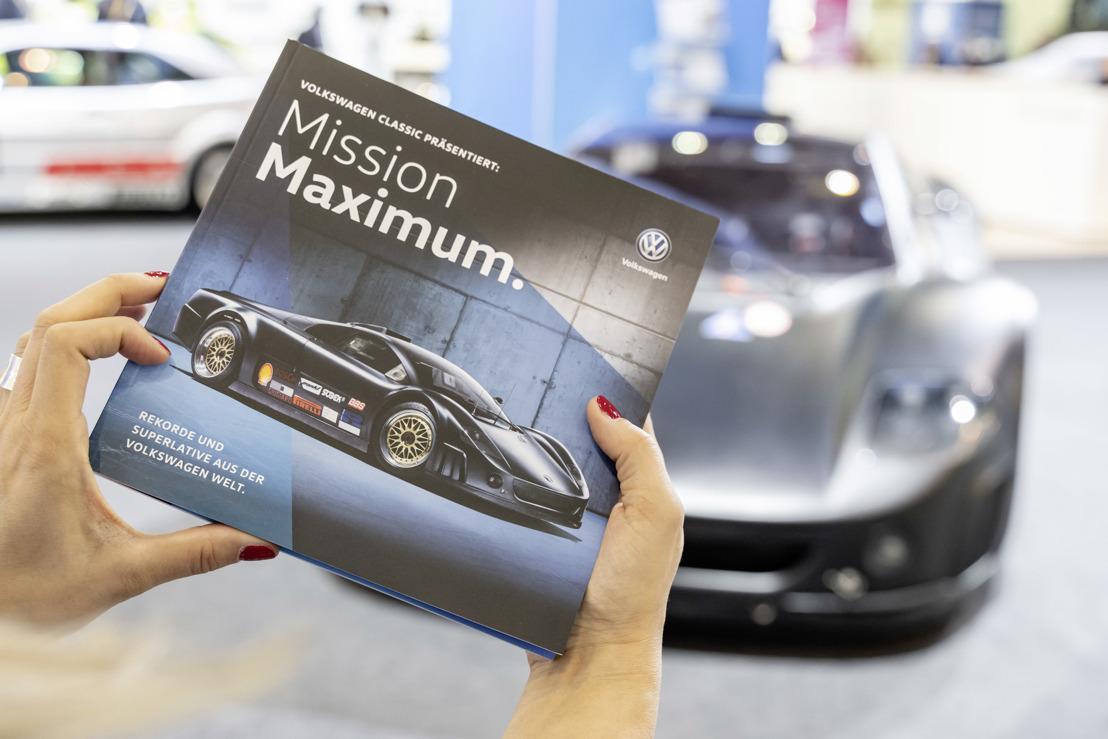 Mission Maximum: 68 páginas de récords y hazañas superlativas
