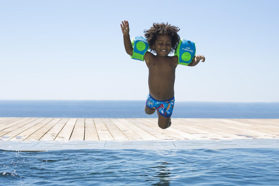 DECATHLON - Summer Kids - Sur terre, sur mer et dans les airs !