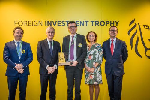 Preview: Vlaanderen bekroont 3 buitenlandse topinvesteerders na absoluut recordinvesteringsjaar