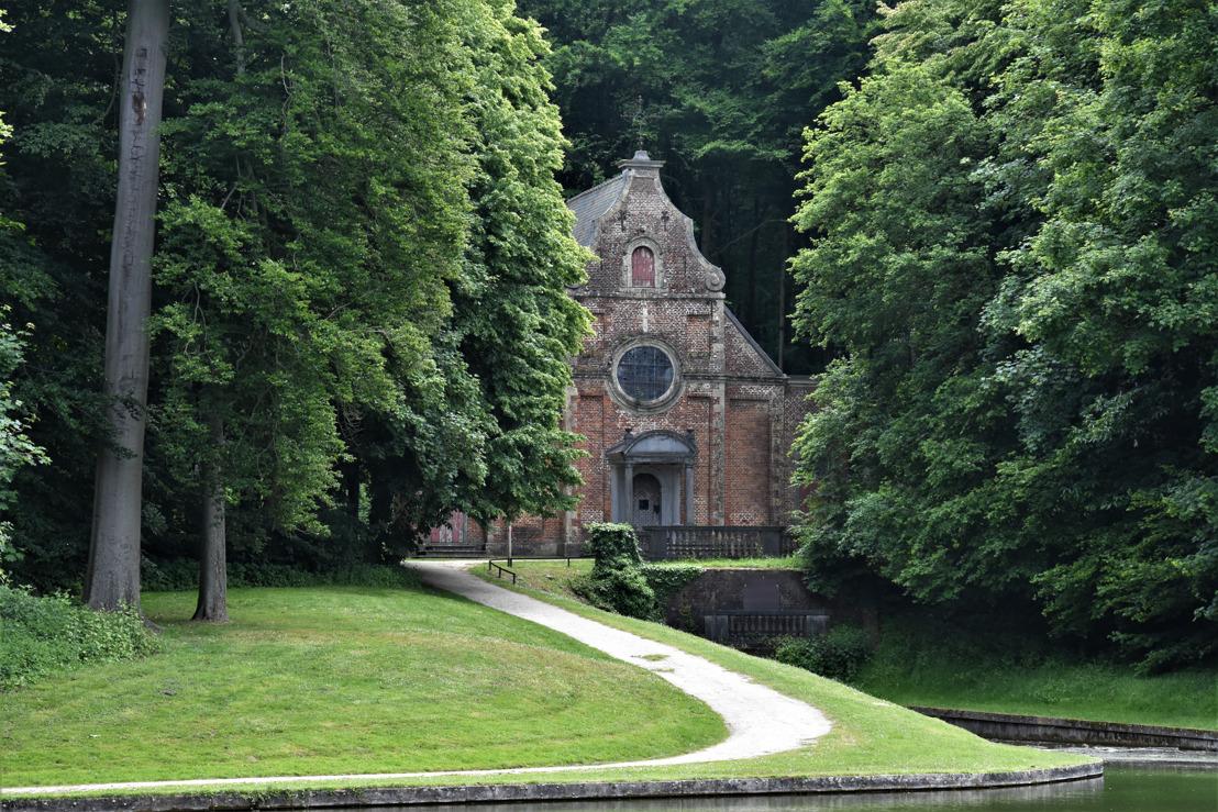 Barokke splendeur van Gaasbeek in eer hersteld