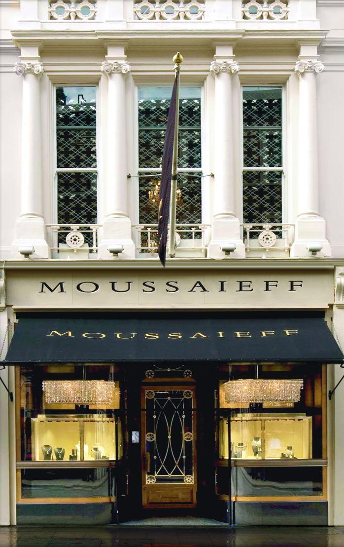 Moussaieff - London Shop
