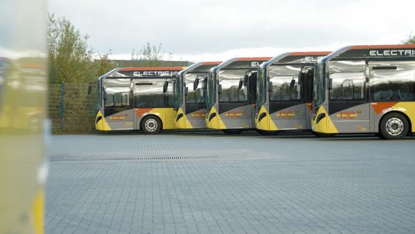 Preview: Bilan positif pour les bus hybrides namurois après un an d'exploitation