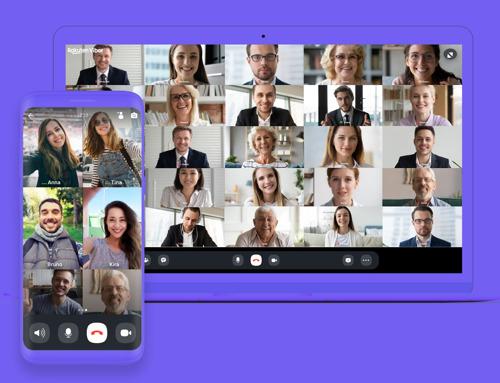 До 30 участници ще могат да се включат в групов видео разговор във Viber