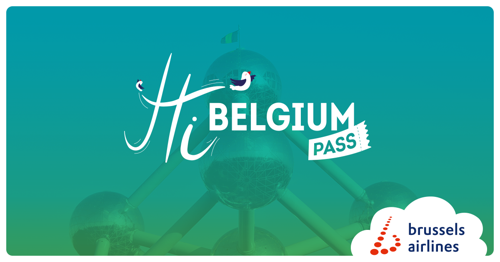 Brussels Airlines expands Hi Belgium Pass to 13 Belgian cities