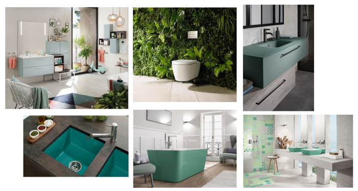 50 nuances de vert pour votre intérieur
