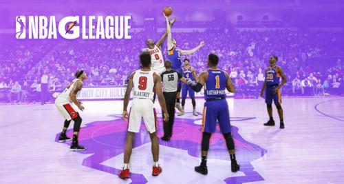 NBA G LEAGUE – BASKETBALL LIVE AUF TWITCH!