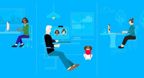 Logitech: Siéntete cómodo trabajando desde casa