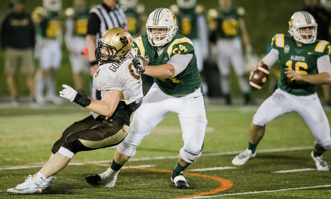Alberta's O'Donnell tops Canada West CFL Prospect Rankings