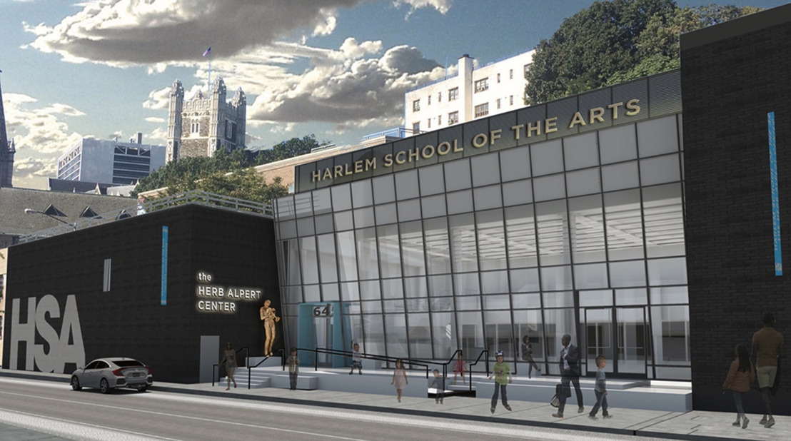 Harlem School of the Arts (HSA) And Herb Alpert Foundation Select WSDG To Design Acoustics for Multi-Purpose Performance Space