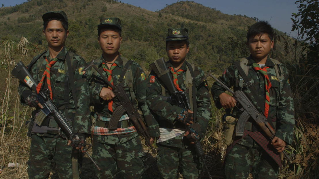 Shan State Army rebel group