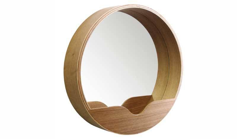 Zuiver Spiegel rond 99€