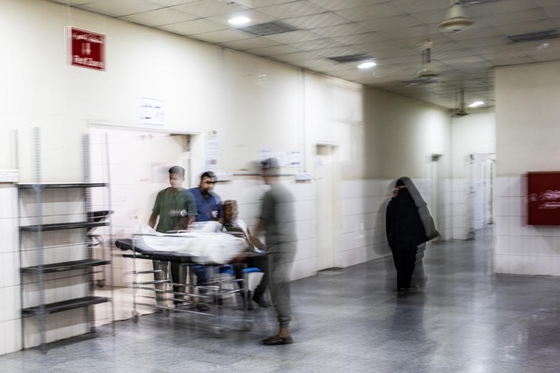 YEMEN: MSF suspende los ingresos hospitalarios en Adén tras el secuestro y asesinato de un paciente