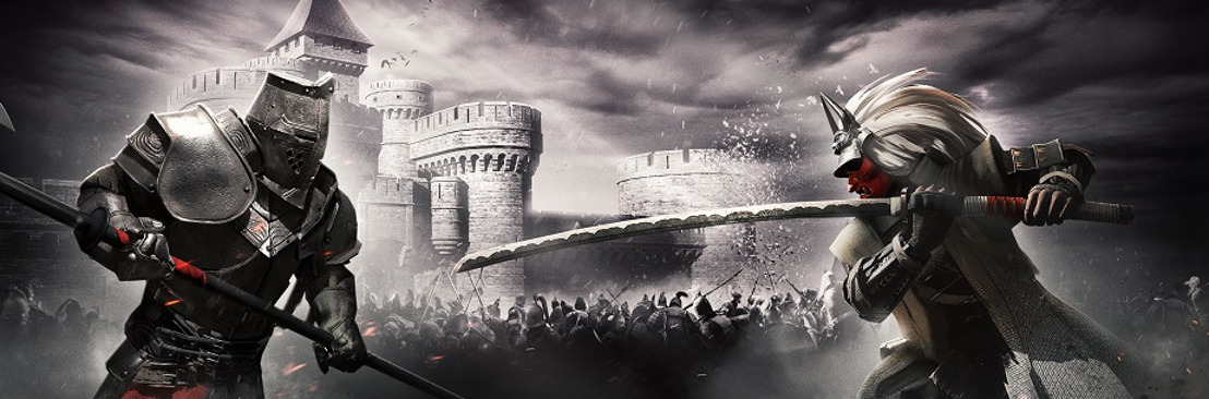 CONQUEROR'S BLADE LAUNCHES SIEGE TESTS
