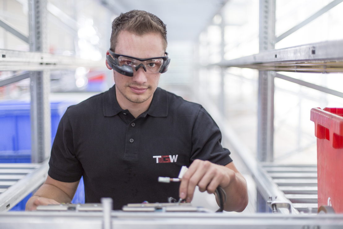 Smart Glasses for remote maintenance