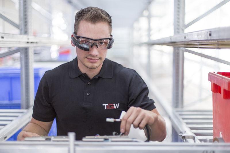 Smart Glasses for remote maintenance
