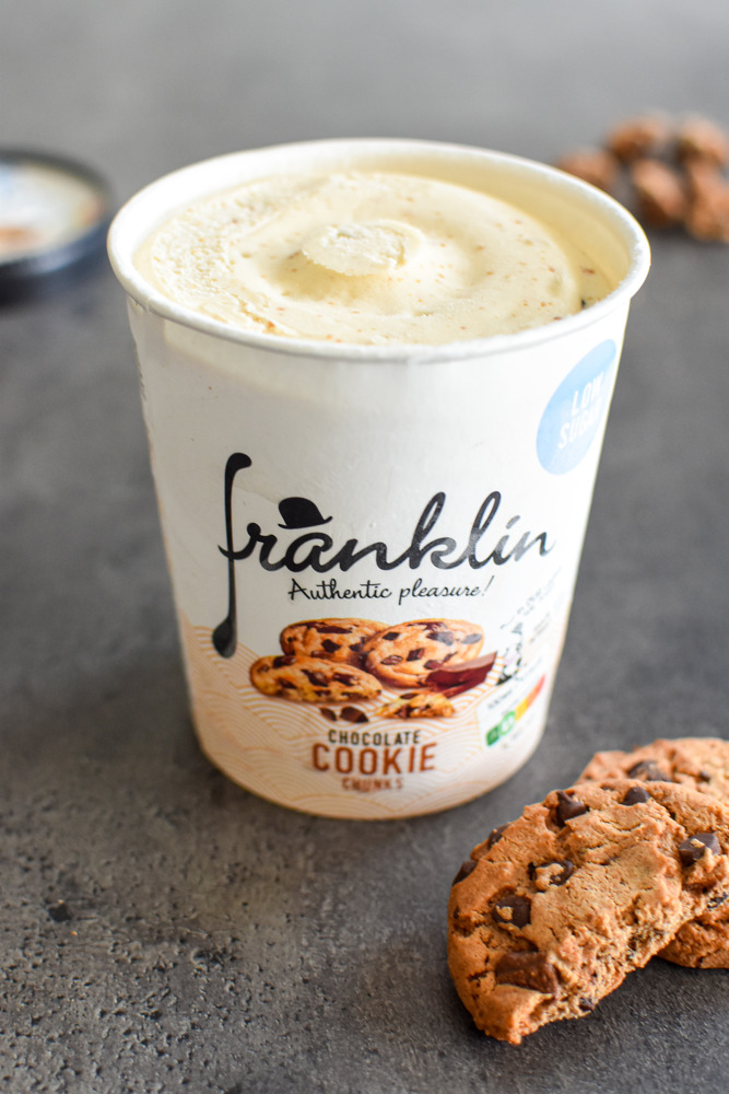 Preview: Franklin Chocolate Cookie Chunks
