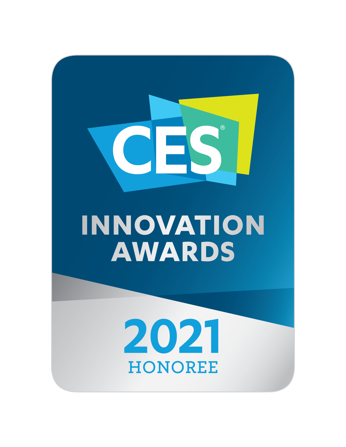 Sennheiser's and Continental's speakerless immersive audio solution received a CES Innovation Award 2021 in the In-Vehicle Entertainment and Safety category
