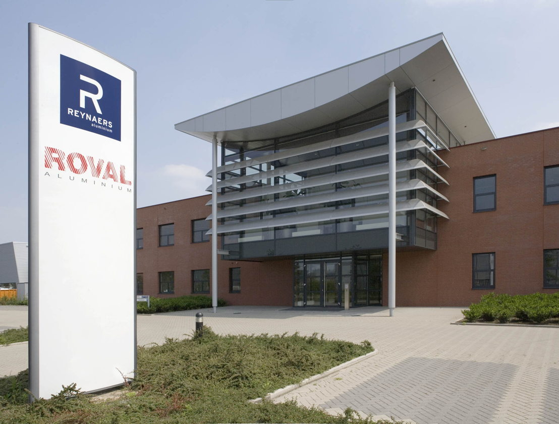 Kantoor Reynaers in Helmond, Nederland