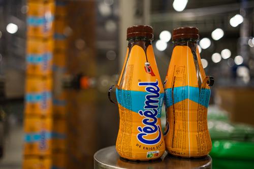FrieslandCampina : premier acteur belge du monde des produits laitiers à proposer des bouteilles recyclées* à 100 %