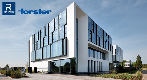 Reynaers Group acquires Forster Profilsysteme