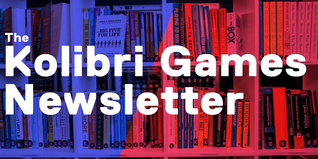 The Kolibri Games Newsletter
