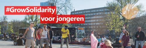 VGC ondersteunt met À Fonds jonge Brusselaars die solidair zijn