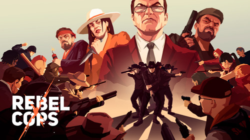 This Is the Police tactical spin-off Rebel Cops coming to mobile