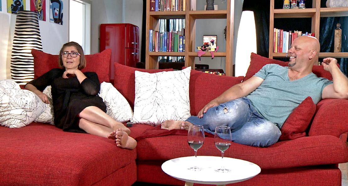Lia en Pippo<br/>Hallo televisie! (c) VRT
