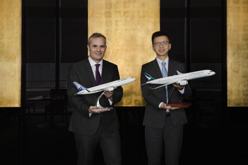 國泰航空與阿斯塔納航空合作 更緊密聯繫香港、哈薩克斯坦和世界各地