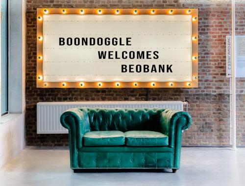 Boondoggle gagne le budget Beobank