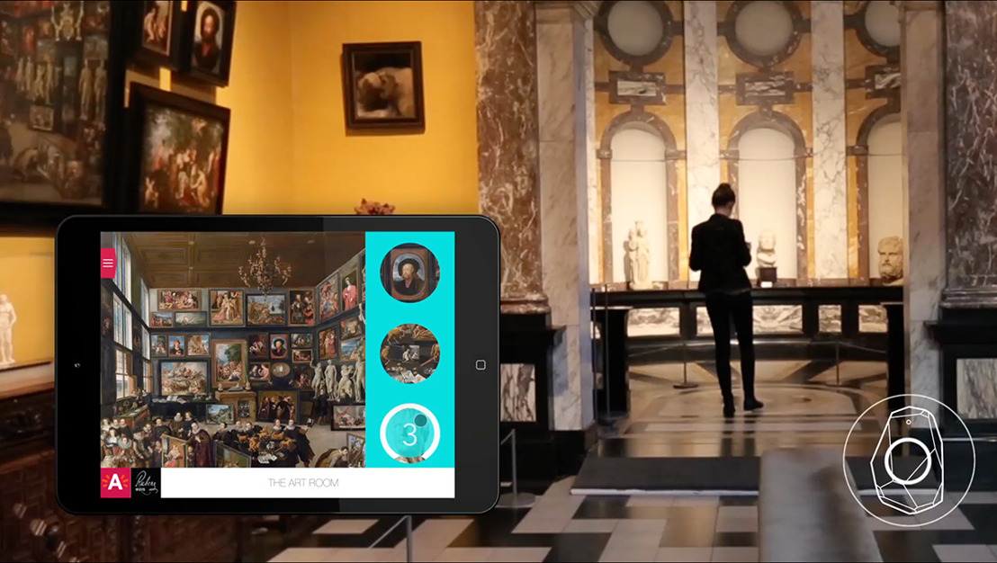 iBeacon brings museum to life