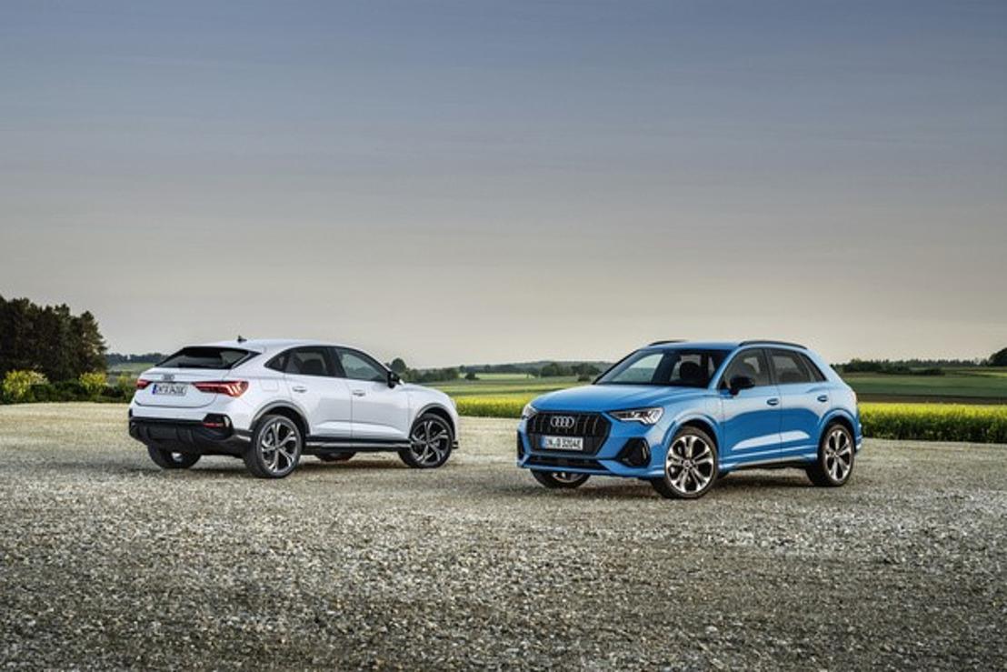 Hoog rendement en uitstekend rijplezier: de Audi Q3 als plug-inhybride