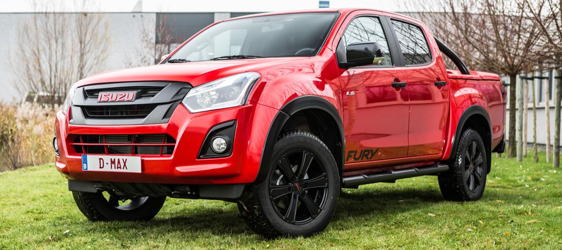 Isuzu se profile comme le spécialiste du pick-up au Salon de l'Auto 2019