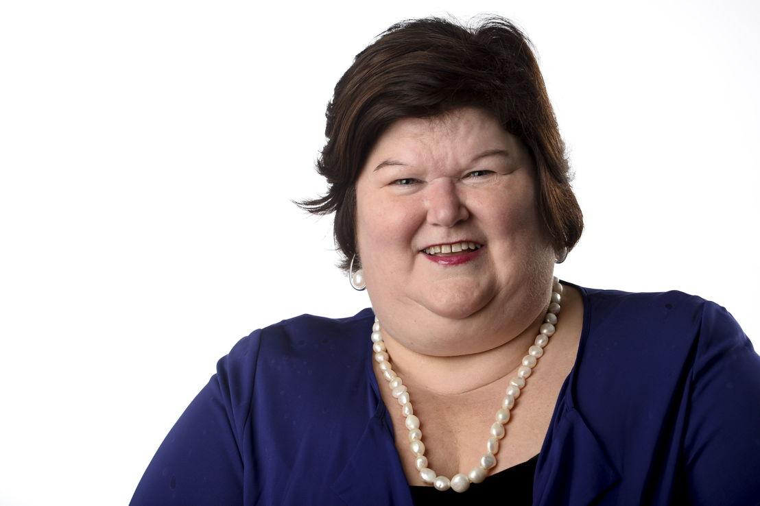 Maggie De Block, minister van Sociale Zaken en Volksgezondheid