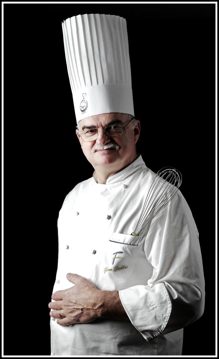 A lezione con il pastry chef Gino Fabbri