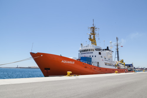 Sinister attacks by Italian authorities on life-saving search and rescue in the mediterranean continue