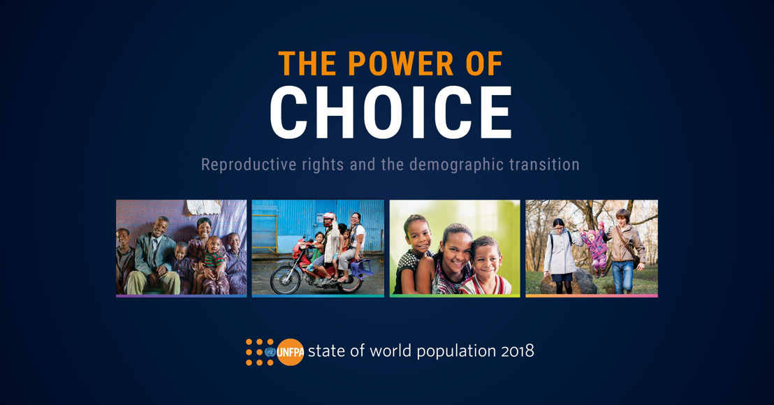 [MEDIA ALERT] UNFPA Report: State of World Population (SWOP) 2018