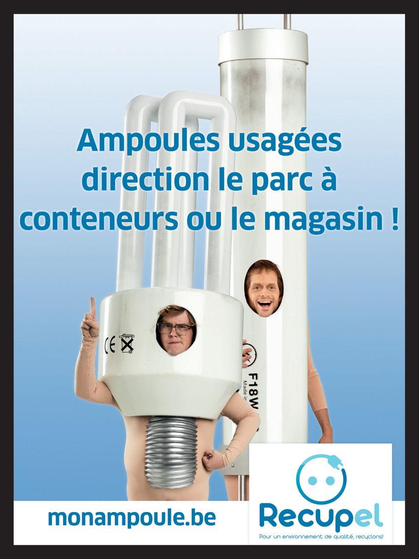 Recupel Campagne Lightrec