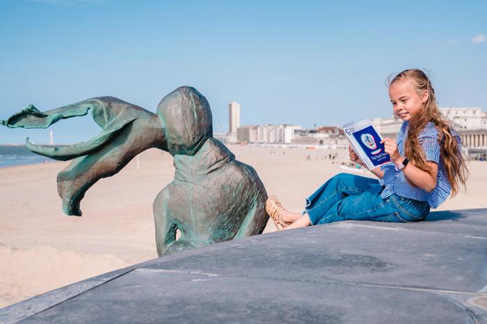 Oostende pakt uit met dynamischeTikTok-wandelroute