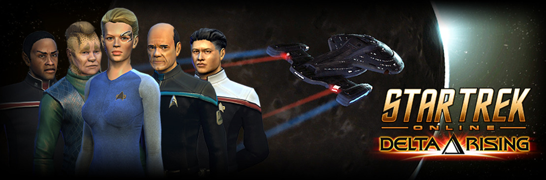 Setzen Sie Kurs Auf Den Delta-Quadranten Für Star Trek Online: Delta Rising