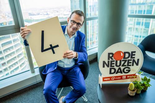 Wouter Beke gaat live in dialoog met jongeren in 2de Instagram Live-sessie 'Hoe is 't?'