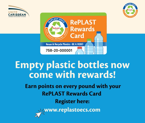 First RePlast Collection Point (RCP) Off the Mark