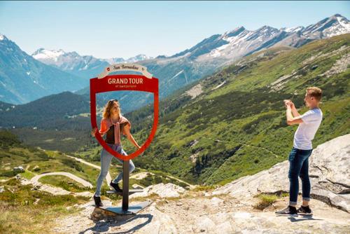 Zwitserland verovert hart van reizende Belg