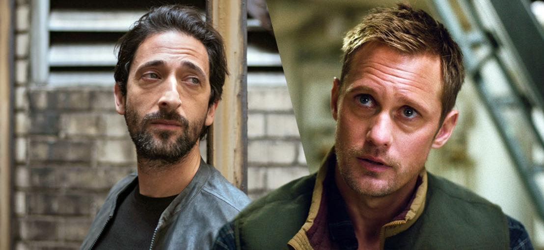 Alexander Skarsgård en Adrien Brody voegen zich bij de cast van nieuw 'Succession' seizoen