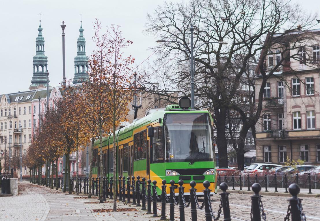 Śródka najlepiej skomunikowanym rejonem Poznania