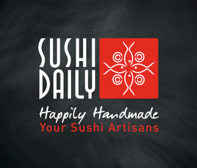 Sushi Daily press room Logo