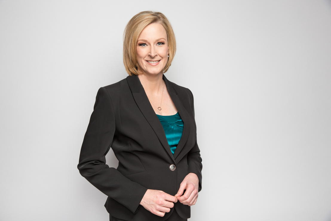 Leigh Sales, host of ABC's 7.30